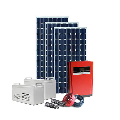 3KW Solar Home System