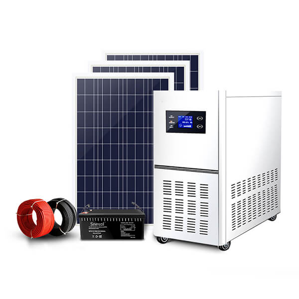 5KW Solar Home System